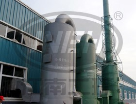 Dry filter material dust collector 1